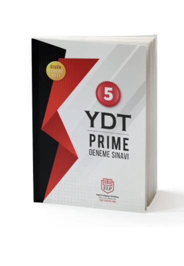 YDT PRIME DENEME SINAVI
